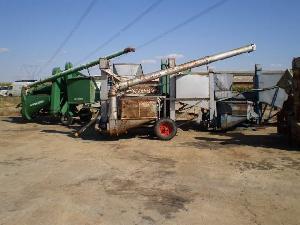 Venda de Máquinas para a colheita de leguminosas Desconhecida varios modelos usados