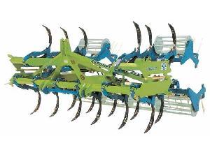 Venda de Escarificador Desconhecida semichisel o cultivador de 19 brazos usados