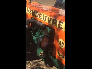 Comprar on-line Tractor antigo Vendeuvre bl 30 em Segunda Mão