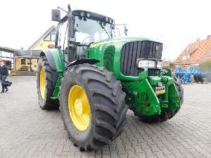 Comprar on-line Tractores John Deere 6920 allrad traktor em Segunda Mão