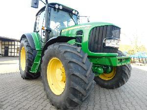Venda de Tractores John Deere 6830 allrad premium traktor usados