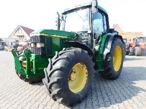 Comprar on-line Tractores John Deere 6310 allrad traktor mit fkh & fzw em Segunda Mão