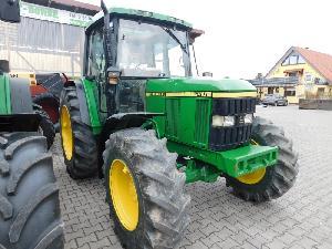 Comprar on-line Tractores John Deere 6410 allrad traktor em Segunda Mão