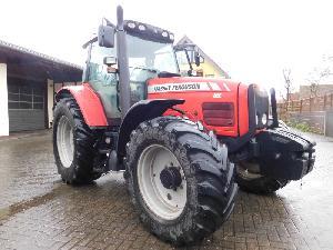 Ofertas Tractores Massey Ferguson 6465 allrad traktor De Segunda Mão