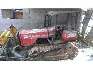 Venda de Tratores de esteiras Massey Ferguson  usados