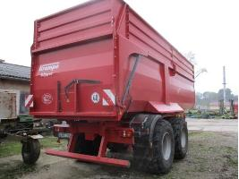 Remolques Basculantes Big Body BB 790 Premium Krampe