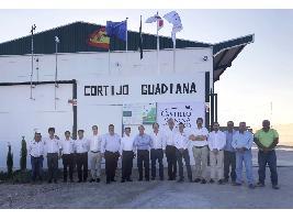 "Kubota visita la finca ""Cortijo de Guadiana"" perteneciente a Castillo de Canena S.L."