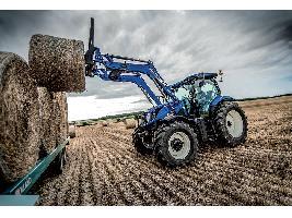 La venta de tractores nuevos roza las 5.000 unidades (+23 %) hasta mayo