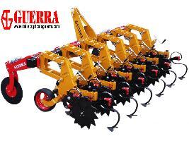 Para el control de las  malas hierbas y cultivo entre líneas, GUERRA tiene la solución.