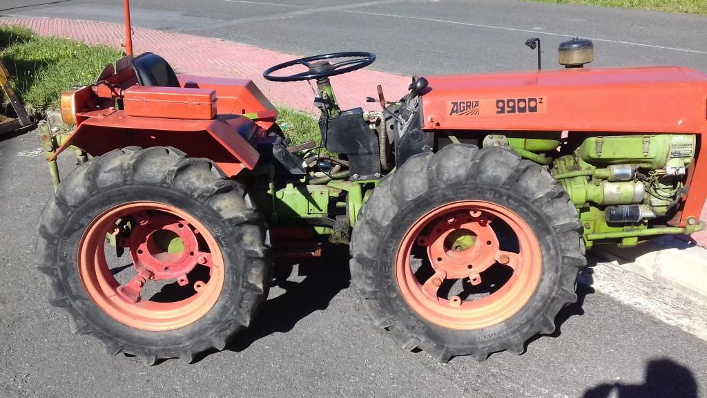 AGRIA 9900